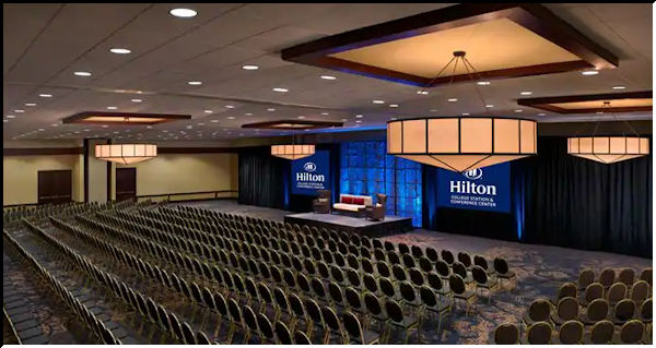 Hilton Meeting Room