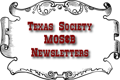 Texas Society Newsletters